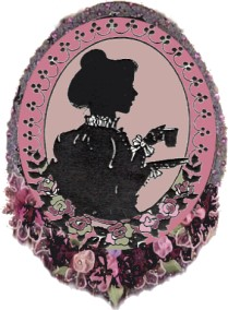Lady Margaret's Logo for Reno Tahoe Tea Parties.com